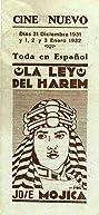 La ley del harem (1931) Poster