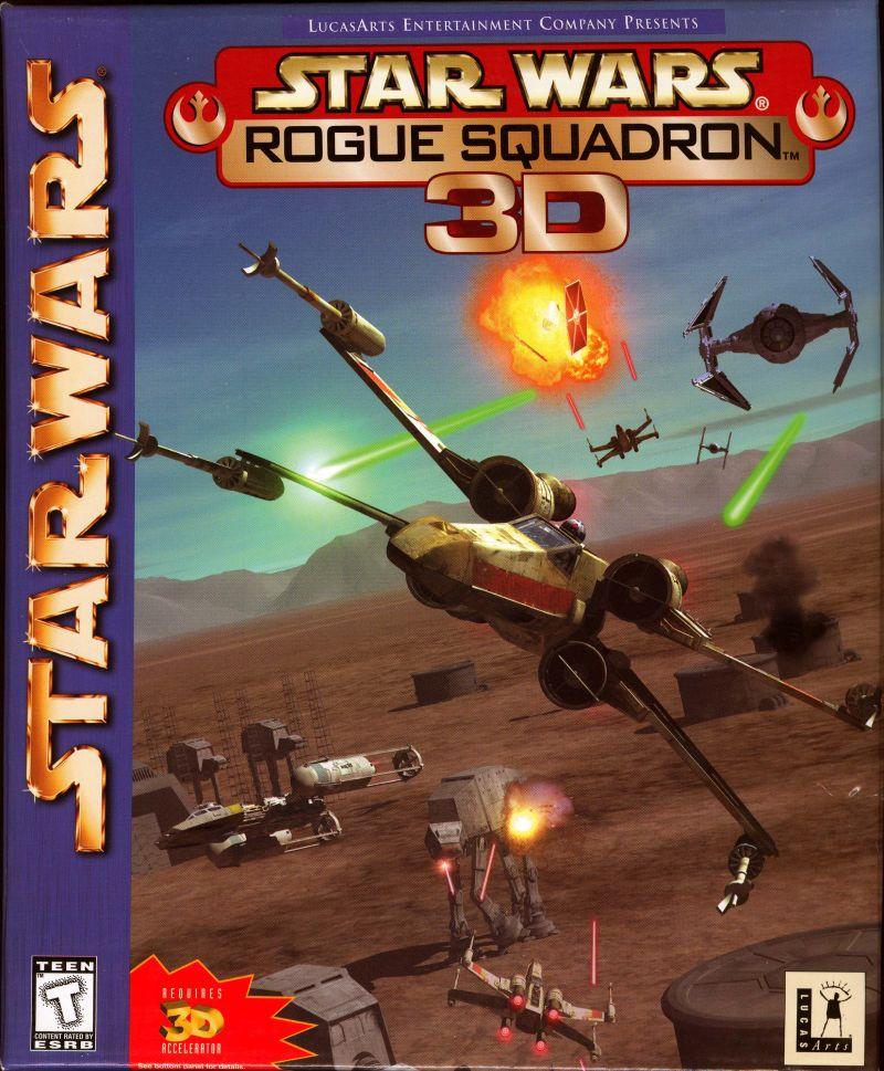 star wars rogue squadron rom