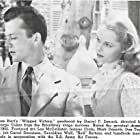 Lon McCallister and Jane Ball in Winged Victory (1944)