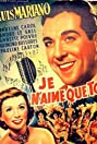 I Like Only You (1949) Poster