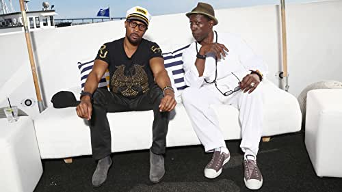 RZA & Wesley Snipes Reveal Inspiration & Desperation of 'Cut Throat City'