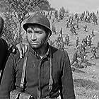 Livio Lorenzon and Tiberio Mitri in La grande guerra (1959)