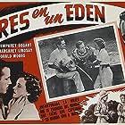 Humphrey Bogart, Margaret Lindsay, and Donald Woods in Isle of Fury (1936)