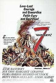 7 Women Poster