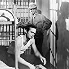 Ben Gazzara and Sammy Davis Jr. in Convicts 4 (1962)