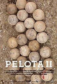 Pelota II Poster