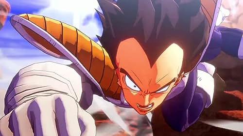 Dragon Ball Z: Kakarot: Vegeta Trailer