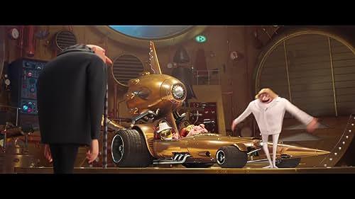 Dru And Gru Take Despicamobile
