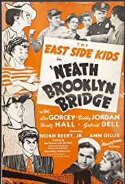 'Neath Brooklyn Bridge Poster