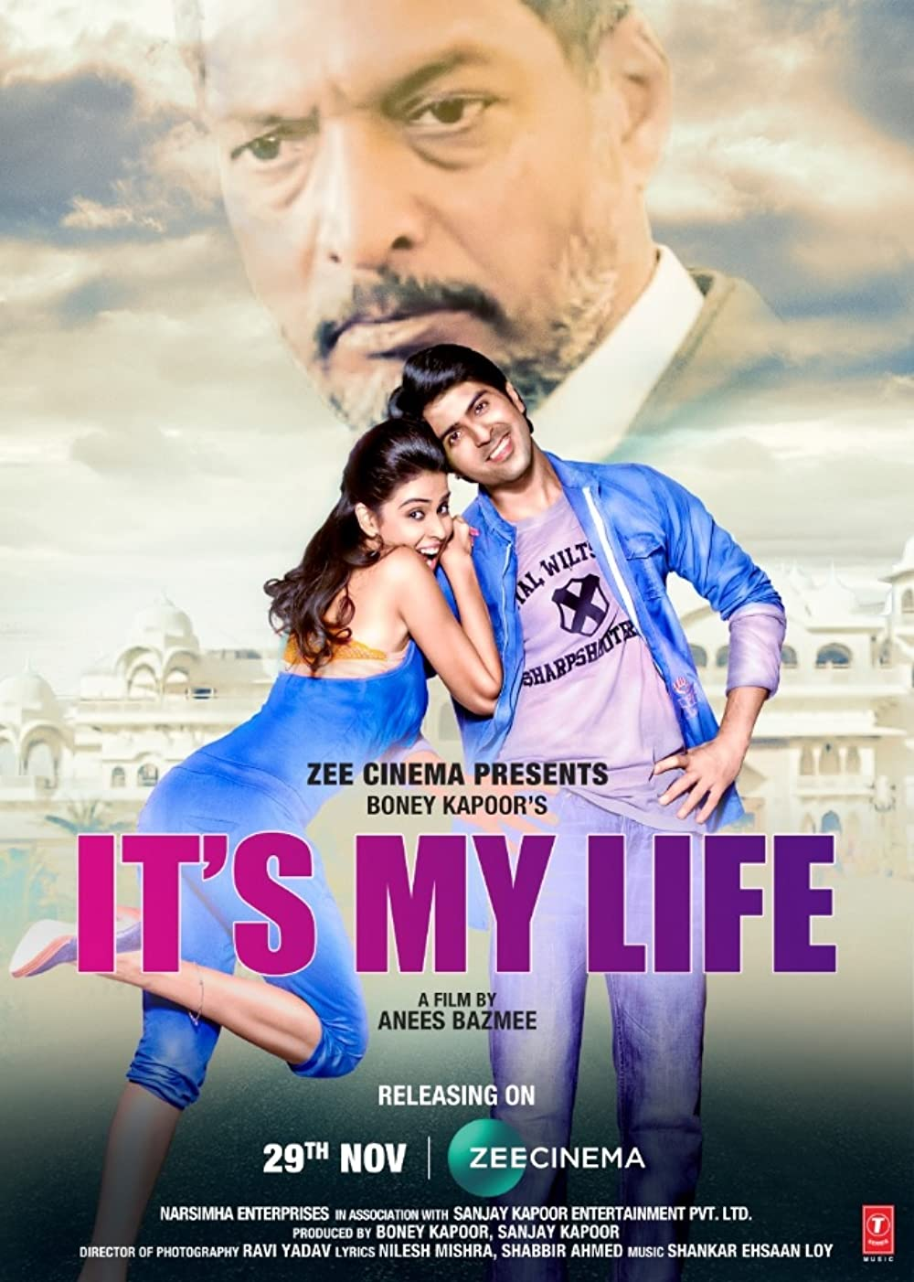 It's My Life 2020 Hindi 400MB HDTVRip 480p Free Download