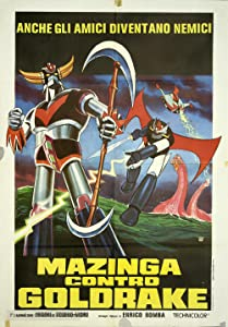 UFO Robot Grendizer vs. Great Mazinger movie free download in hindi
