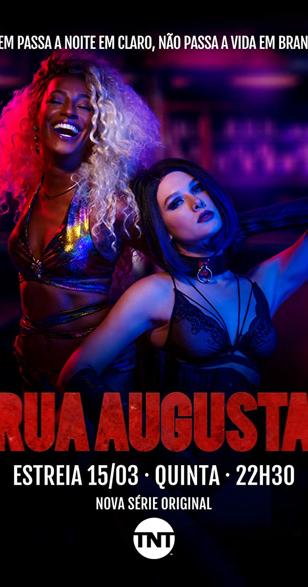 download scarica gratuito Rua Augusta o streaming Stagione 1 episodio completa in HD 720p 1080p con torrent