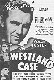 The Westland Case Poster