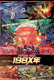 Future War 1986 Poster
