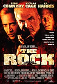 Nicolas Cage, Sean Connery, and Ed Harris in The Rock (1996)