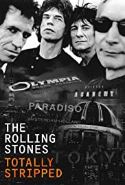 Rolling Stones: Stripped Poster