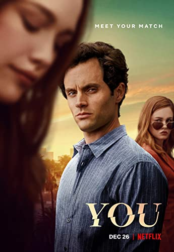 YOU : Season 1-2 Complete NF WEB-DL Dual Audio [Hindi ORG + ENG] | 480p & 720p | GDrive | 1Drive | MEGA.Nz | Single Episodes | Bangla Subtitle