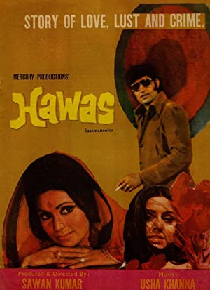 Hawas movie, song and  lyrics