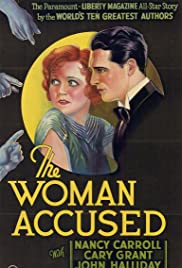 The Woman Accused Poster