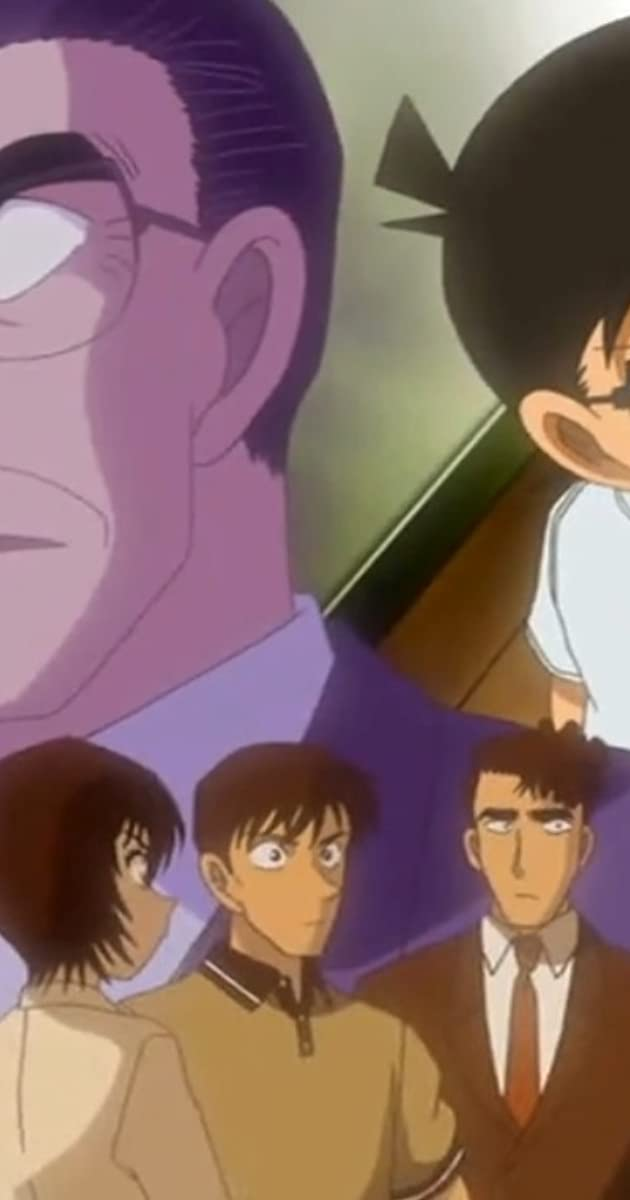 Detective Conan The Caught Red Handed Jewel Robber Part 1 Tv