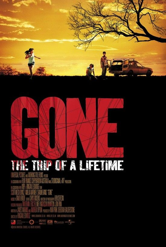 Gone (2006) Hindi Dubbed