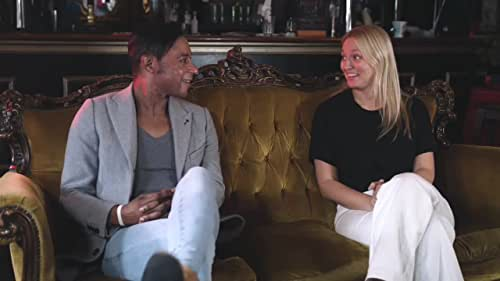 "Daisie Belle interviews lead cast members of the film ""Loving Emily"" Andrew Osei-Karmen & Ellinor Persdotter"