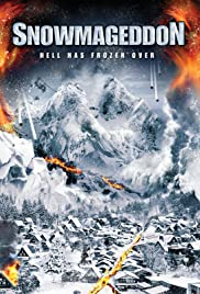 Snowmageddon Poster