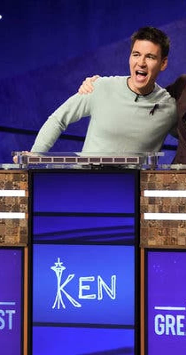 Download Jeopardy! The Greatest of All Time or watch streaming online complete episodes of  Season 1 in HD 720p 1080p using torrent