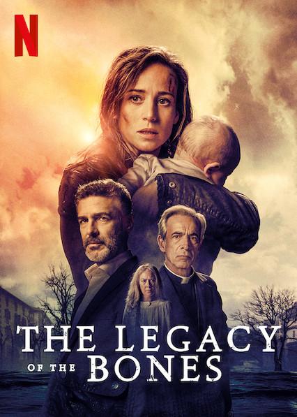 The Legacy of the Bones (2019) HDRip 720p  [Hindi + Spanish]  900MB