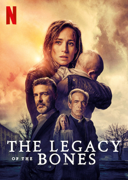The Legacy of the Bones (2019) HDRip 720p  [Hindi + Spanish]  900MB