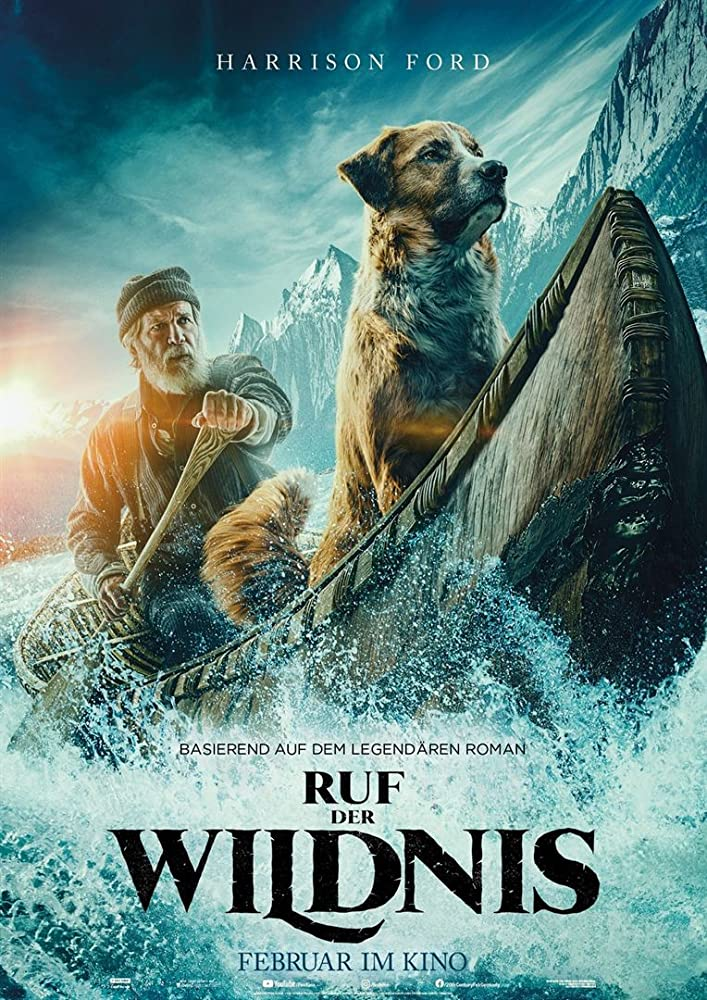 The Call of the Wild (2020) Dual Audio Hindi (Fun Dub) 300MB Web-DL 480p Free Download