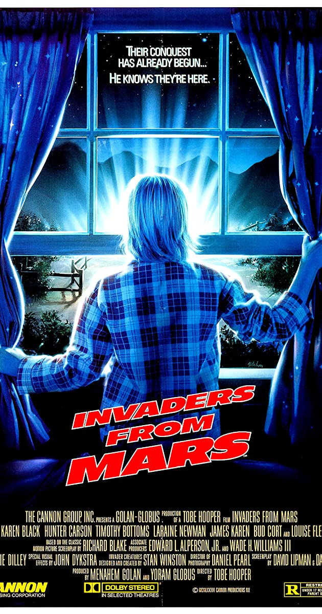 Subtitle of Invaders from Mars