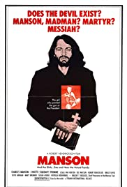 Manson (1973) Poster - Movie Forum, Cast, Reviews
