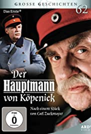 Der Hauptmann von Köpenick Poster