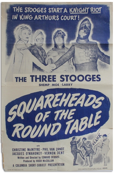 Squareheads of the Round Table (1948) - IMDb