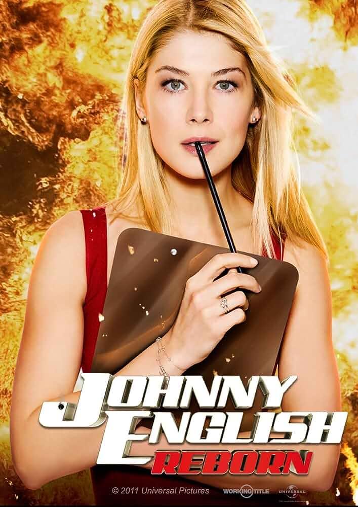 Johnny English Reborn (2011) in Hindi