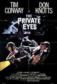 The Private Eyes (1980) Poster - Movie Forum, Cast, Reviews