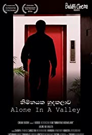 Alone in a Valley Poster