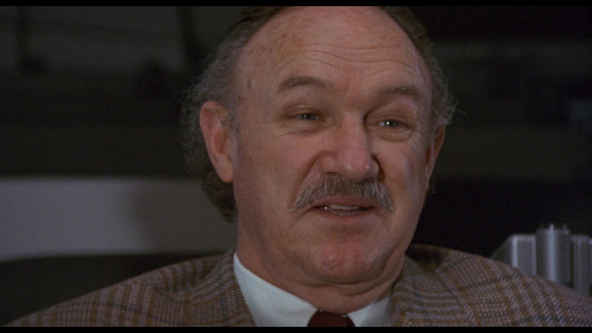 Gene Hackman in Company Business (1991)