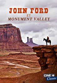 John Ford et Monument Valley Poster