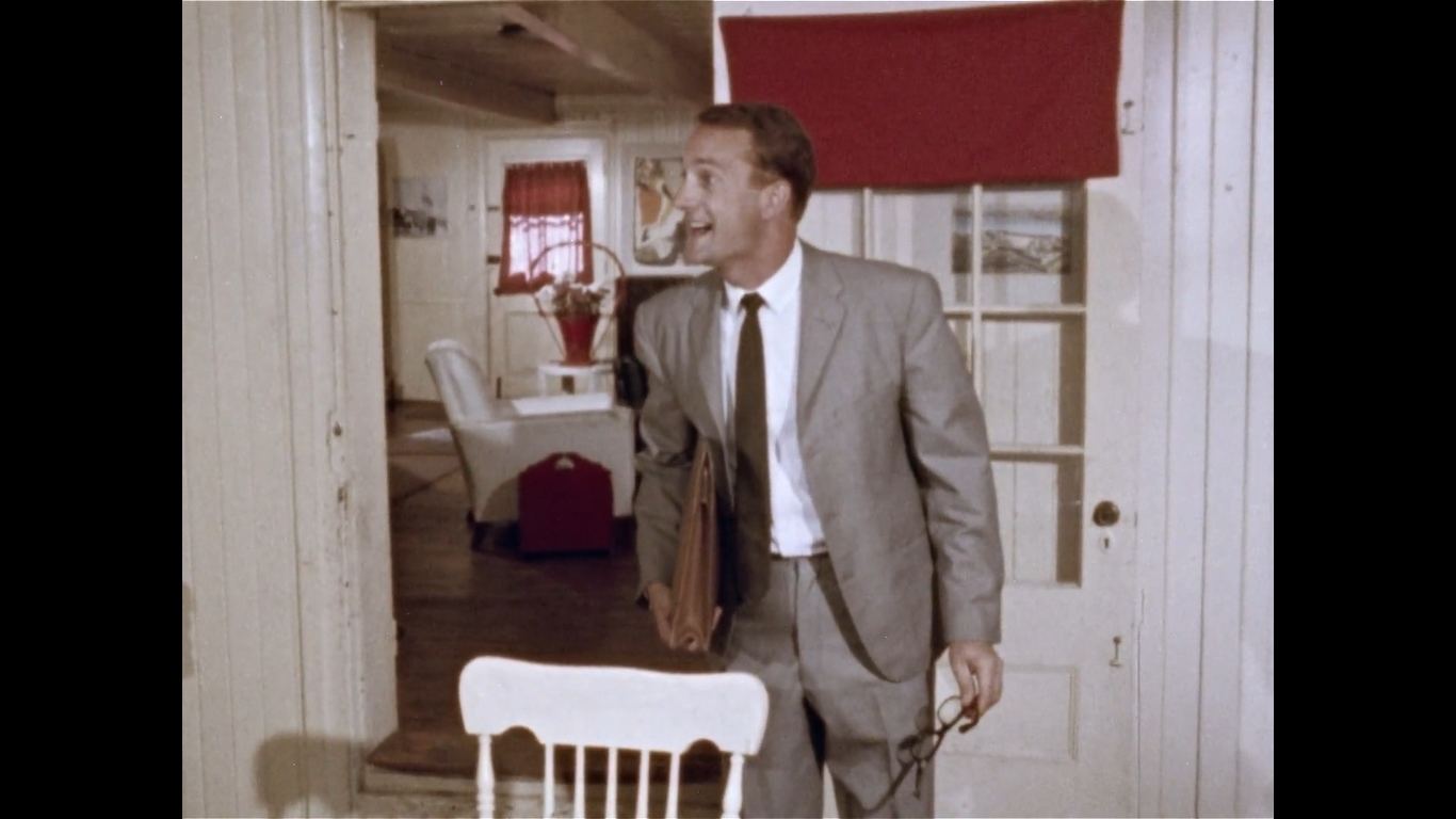 Marc Favreau in This Is No Time for Romance (1966)