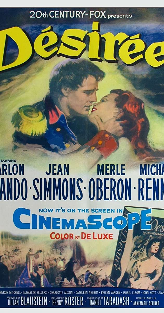 Subtitle of Désirée