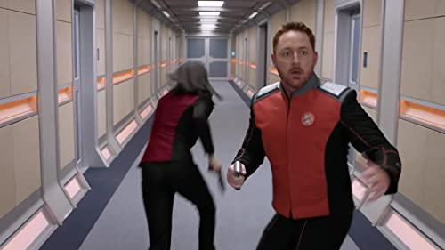 The Orville: Mission Firestorm
