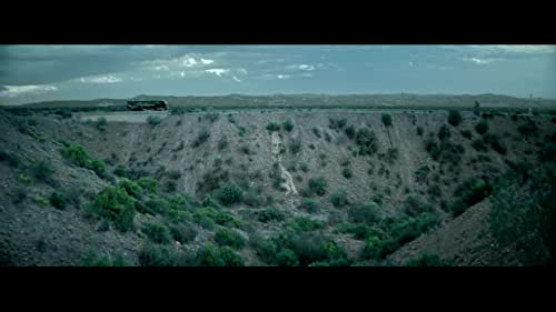 Desert Bride US Trailer