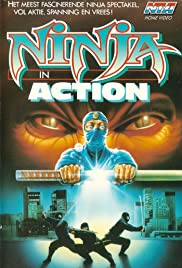 Ninja in Action Poster