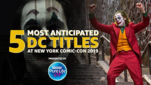 5 Most Anticipated DC Titles at New York Comic Con 2019