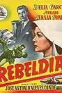 Rebeldía (1954) Poster