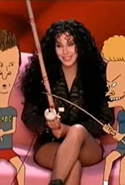 Cher with Beavis and Butt-Head: I Got You Babe Poster