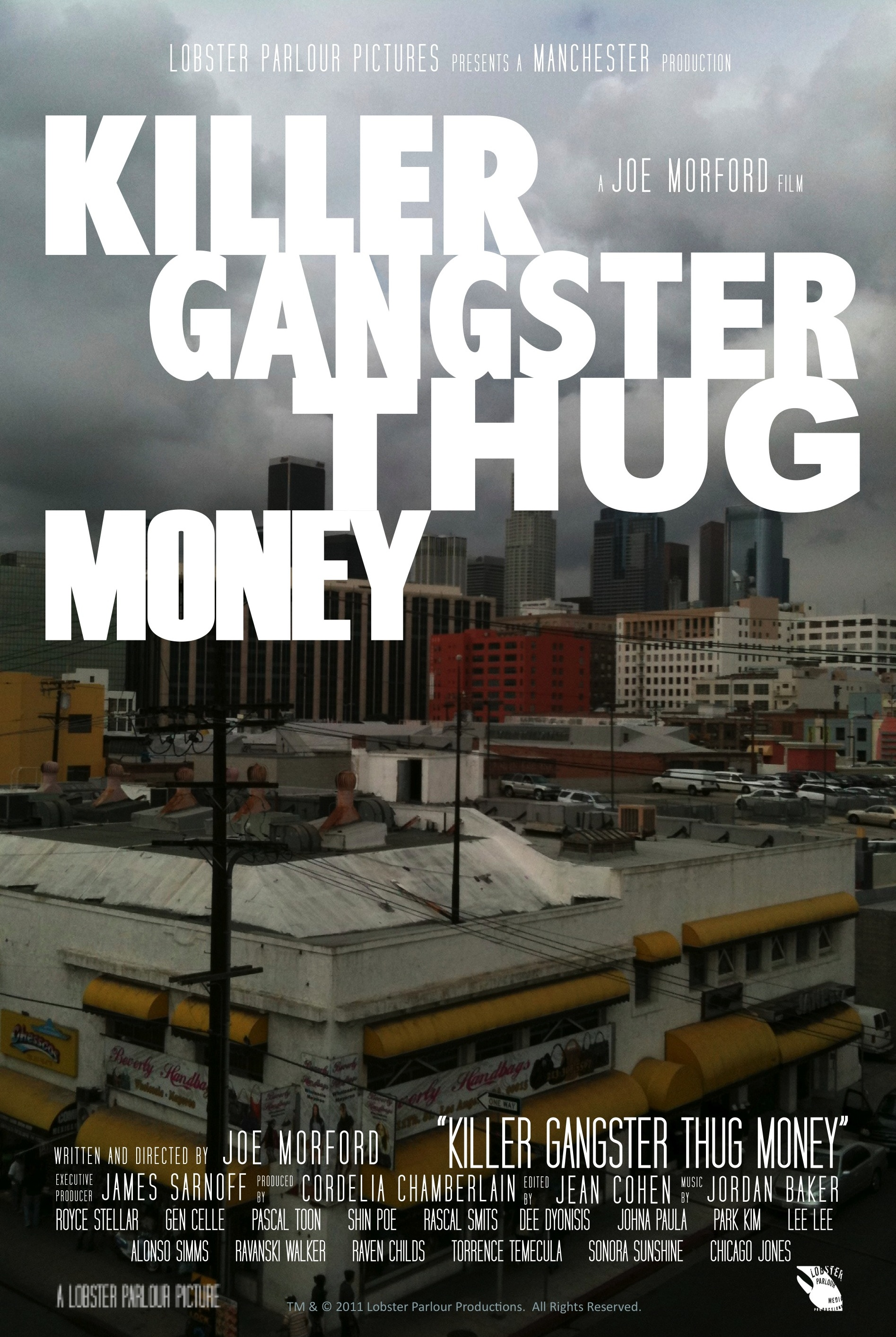 Killer Gangster Thug Money