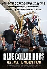 Russ Russo, Kevin Interdonato, Shane Patrick, Gabe Fazio, and Joshua Paled in Blue Collar Boys (2013)